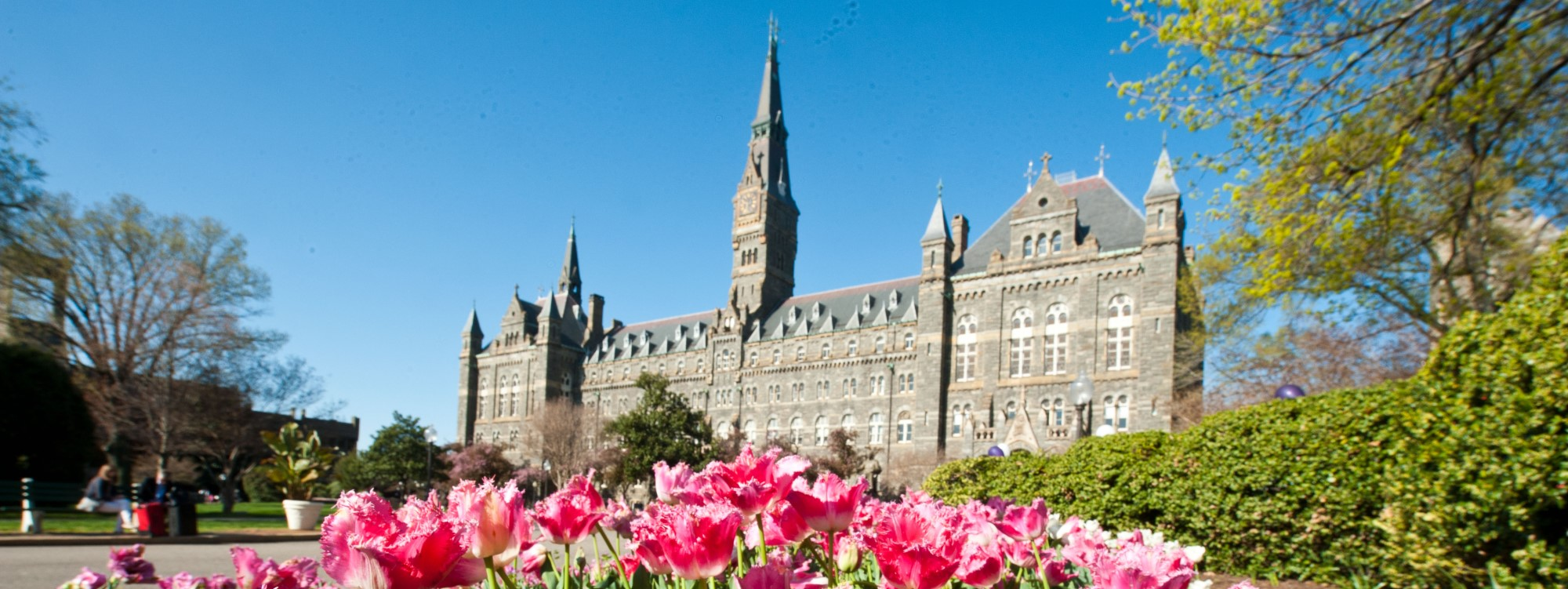Visit Georgetown | Office of Undergraduate Admissions | Georgetown University